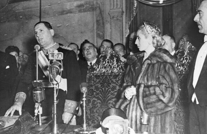 Argentina Evita Anniversary