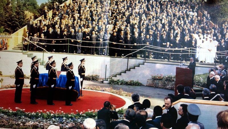 """AKCIJA """"JEDINSTVO"""" Tajna služba je imala poseban zadatak tokom Titove sahrane"""