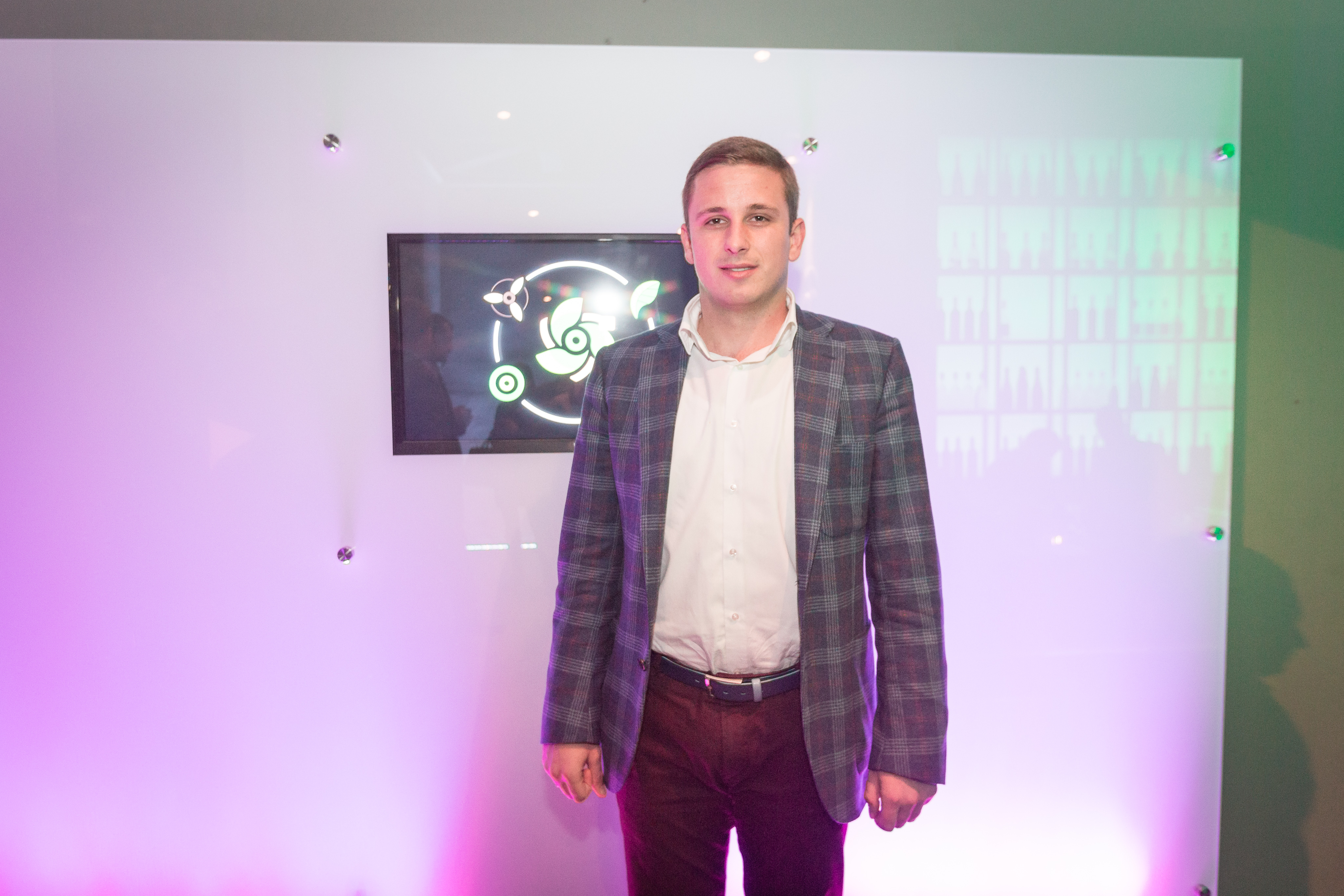 Aleksandar Jovičić, predsednik opštine Palilula