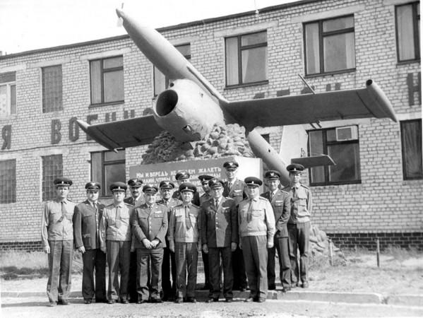350. raketni puk Foto Lična arhiva generala Bože Novaka