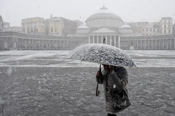 Italija; Foto: Beta/AP/Cesare Abbate