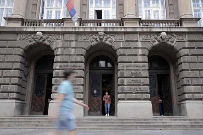 Beograd, 21.05.2018. Tehnicki fakulteti foto ana paunkovic