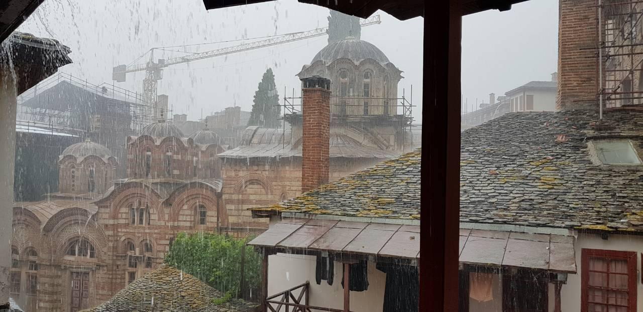 photo: Пријатељи манастира Хиландара/Facebook
