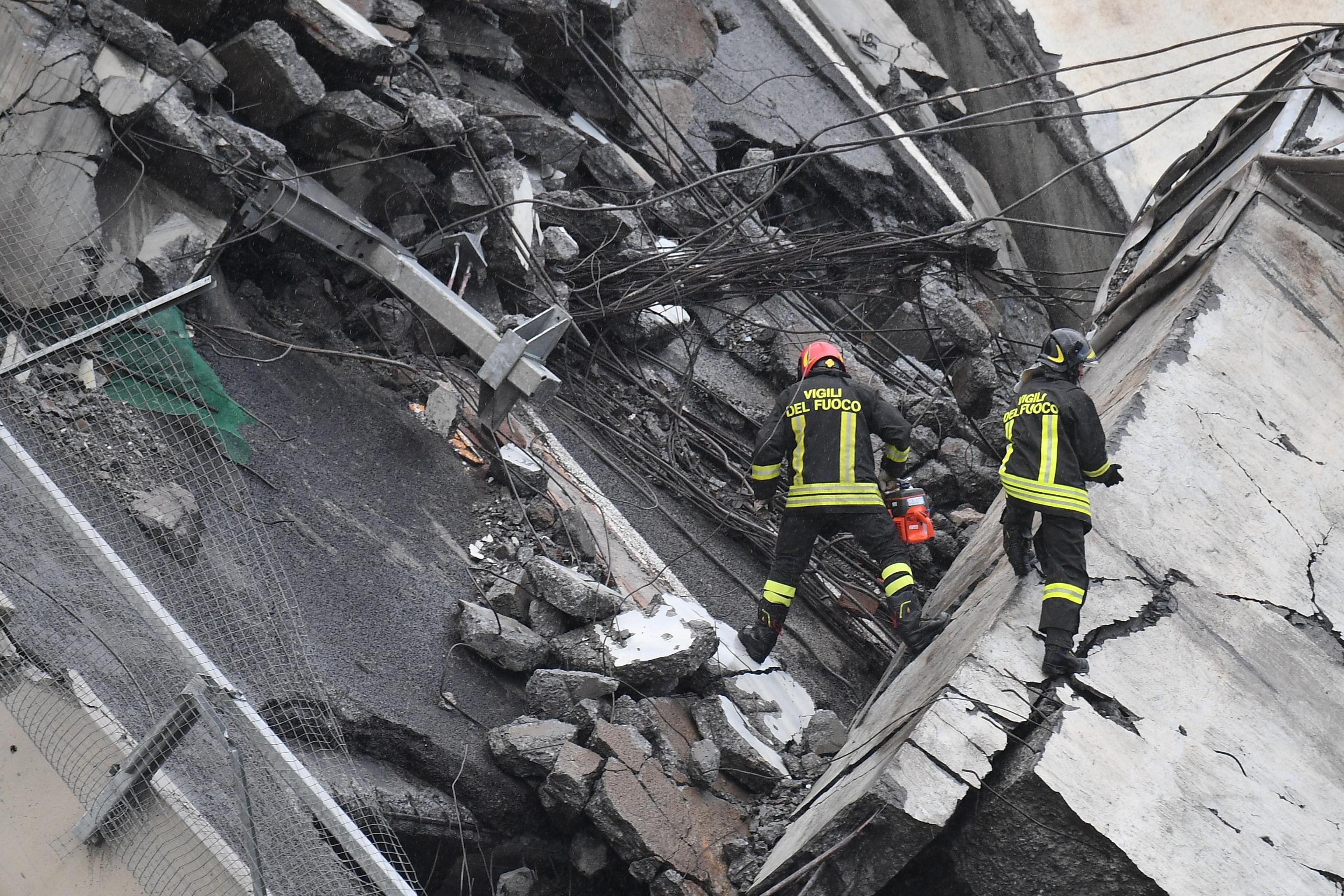 (Luca Zennaro/ANSA via AP)