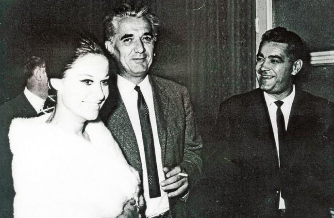 Olivera Katarina, Ratko Dražević i Nikolas Rej