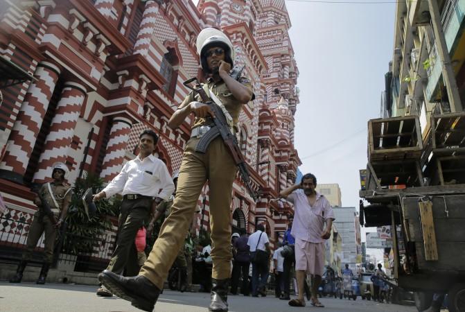 (AP Photo/Eranga Jayawardena)