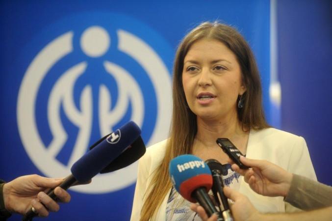 Ivana Soković, član Izvršnog odbora Kompanije Dunav osiguranje
