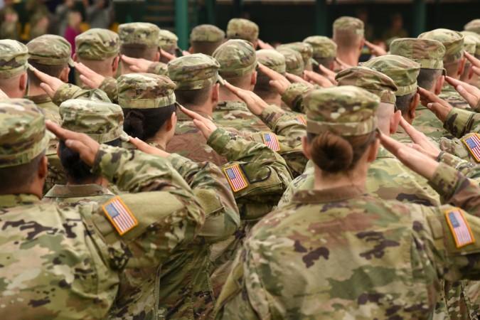 Americki vojnici