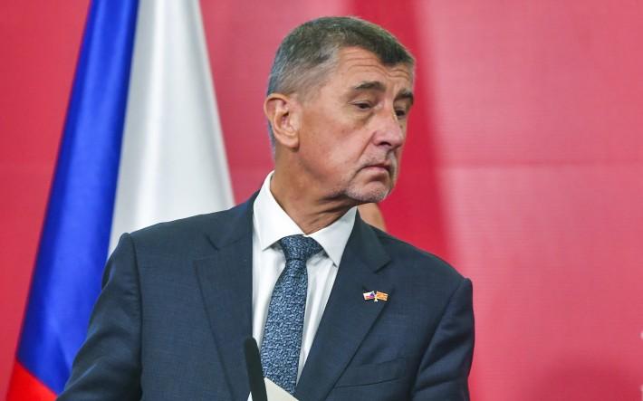 Andrej Babiš, EPA-EFE/GEORGI LICOVSKI