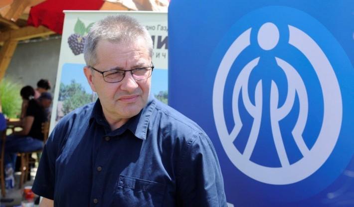 Igor Gajić, direktor GFO Dunav osiguranje Jagodina