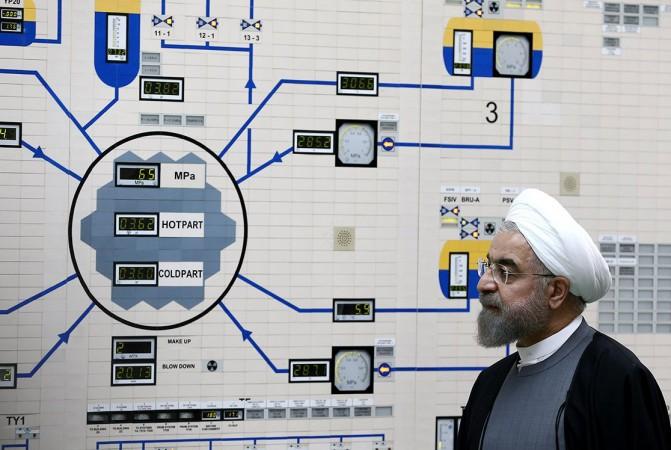 EPA-EFE/IRANIAN PRESIDENCY OFFICE