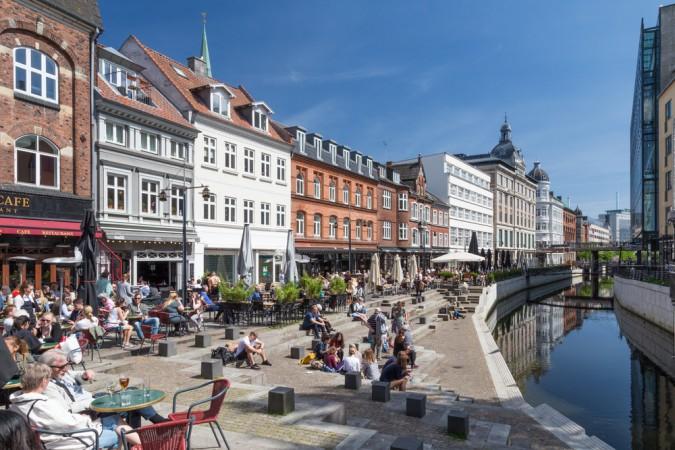 Arhus, Danska foto: Shutterstock