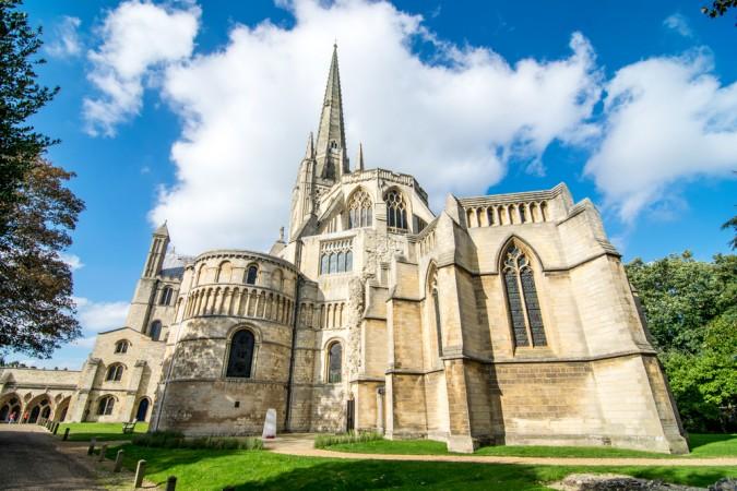 Norvic, Engleska foto: Shutterstock