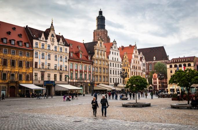 Vroclav, Poljska foto: Shutterstock