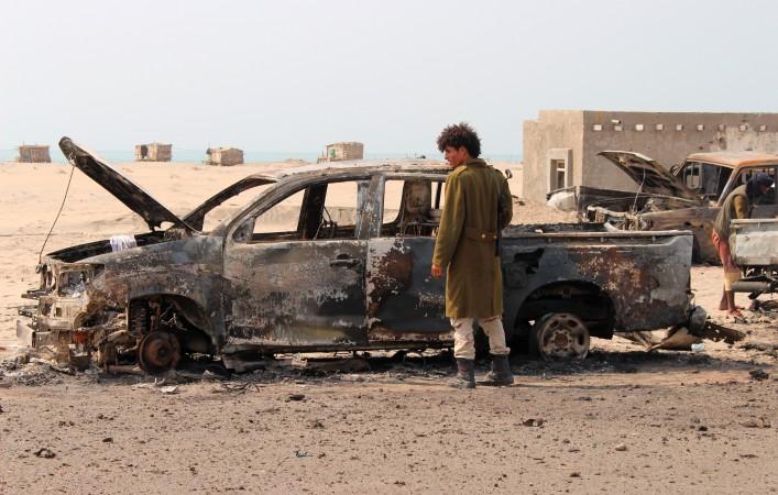 AP Photo/Wail al-Qubaty