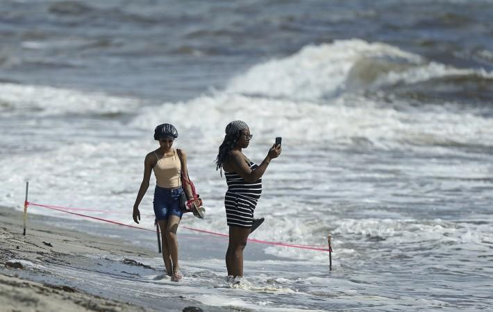 David Santiago/Miami Herald via AP