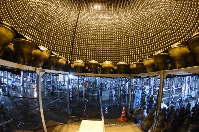 Opservatorija Kamioka, ICRR (Institut za istraživanje kosmičkih zraka), Univerzitet u Tokiju