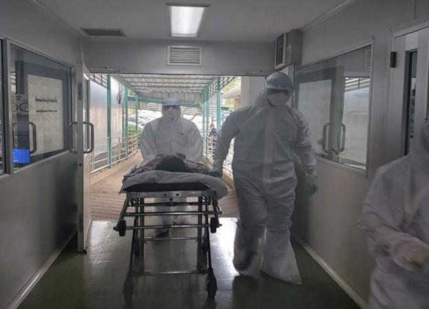 EPA-EFE/NAKHON PATHOM HOSPITAL / HANDOUT HANDOUT EDITORIAL USE ONLY/NO SALES