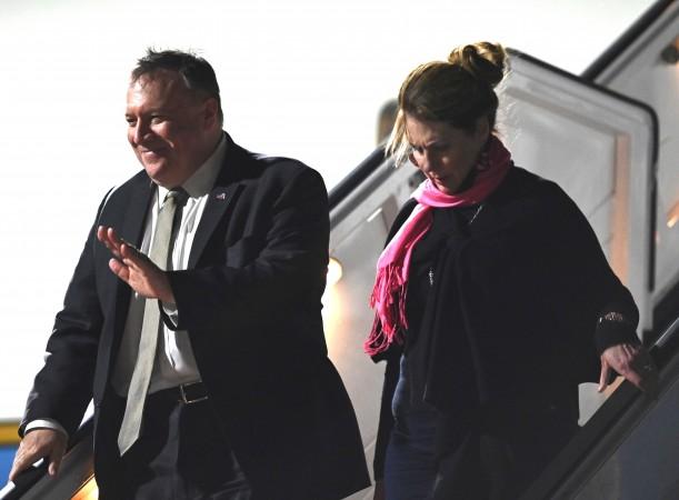 Pompeo stigao u Minhen, Andrew Caballero-Reynolds/Pool via AP