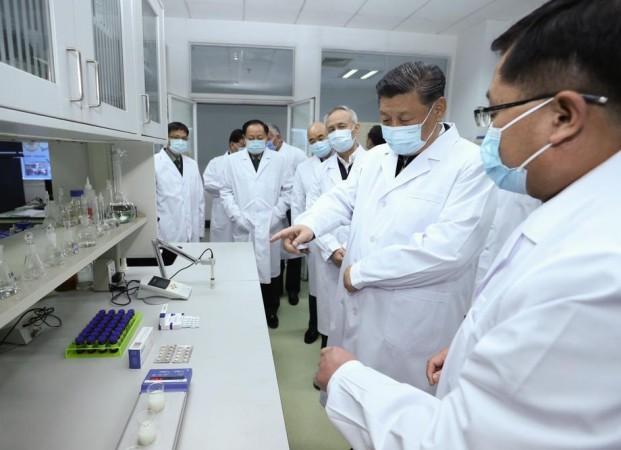 EPA-EFE/XINHUA/JU PENG MANDATORY CREDIT XINHUA EDITORIAL USE ONLY/NO SALES