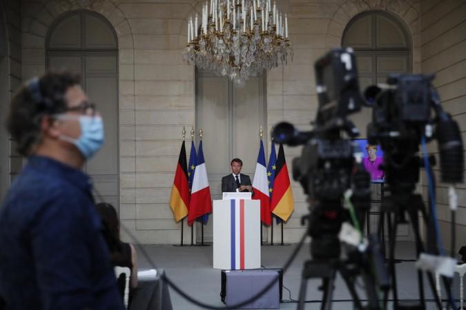 EPA-EFE/Francois Mori / POOL MAXPPP OUT
