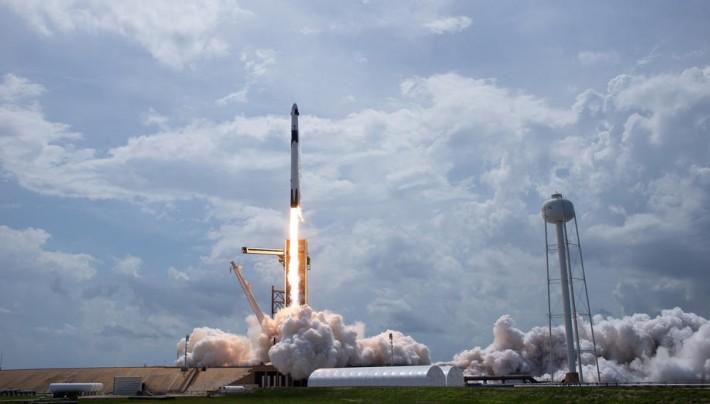 EPA-EFE/BILL INGALLS / NASA HANDOUT MANDATORY CREDIT: (NASA/BILL INGALLS) HANDOUT EDITORIAL USE ONLY/NO SALES
