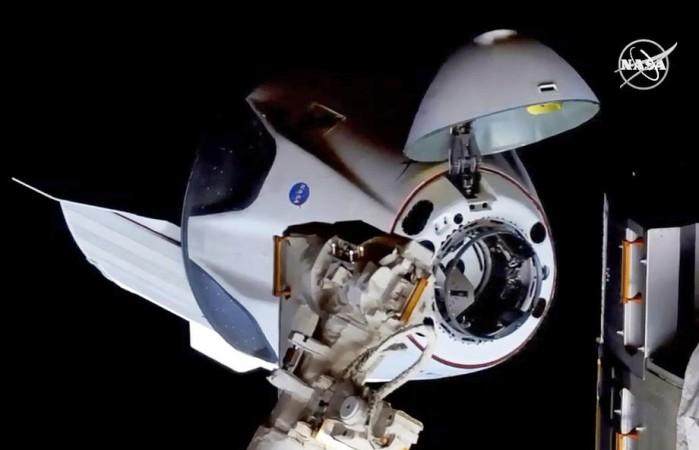 EPA-EFE/NASA TV HANDOUT MANDATORY CREDIT: NASA TV HANDOUT EDITORIAL USE ONLY HANDOUT EDITORIAL USE ONLY