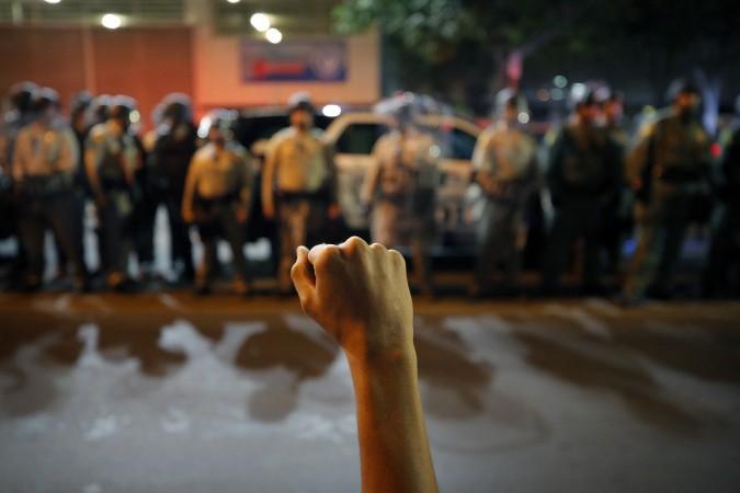 AP Photo/John Locher