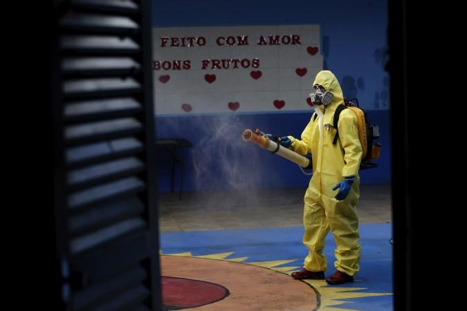 AP Photo/Eraldo Peres