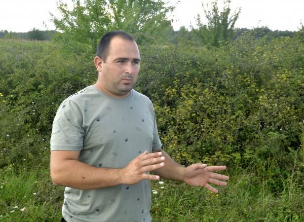 Đorđe Bajović, nosilac poljoprivrednog gazdinstva iz Knjaževca
