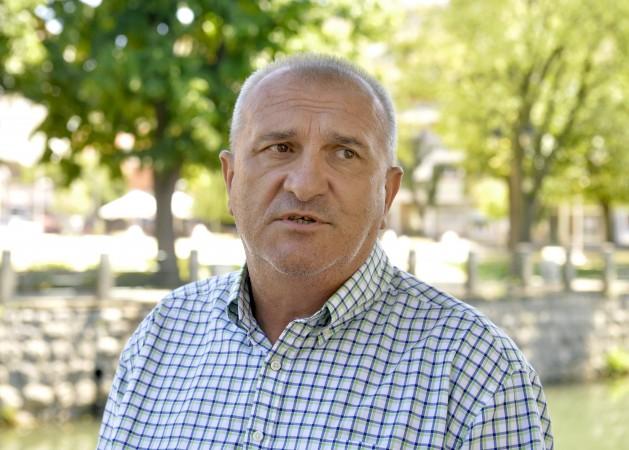 Sasša Petrović, Opština Knjaževac