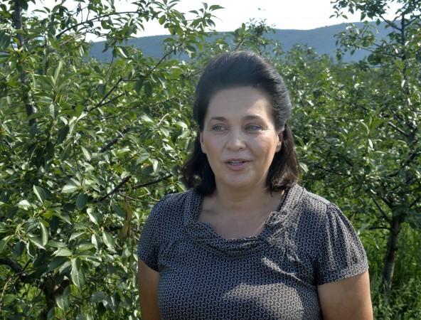 Želica Milojević, selo Zubetinac u okolini Knjaževca