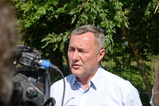 Željko Kosovac, direktor GFO Dunav osiguranje u Kraljevu