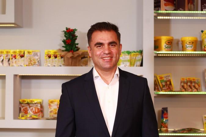 Marian Marinov, finansijski direktor Nestle za tržišta jugoistočne Evrope