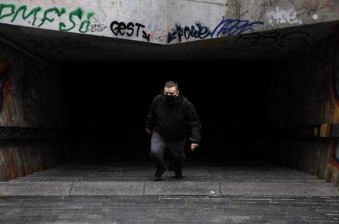 EPA-EFE/ANDREJ CUKIC