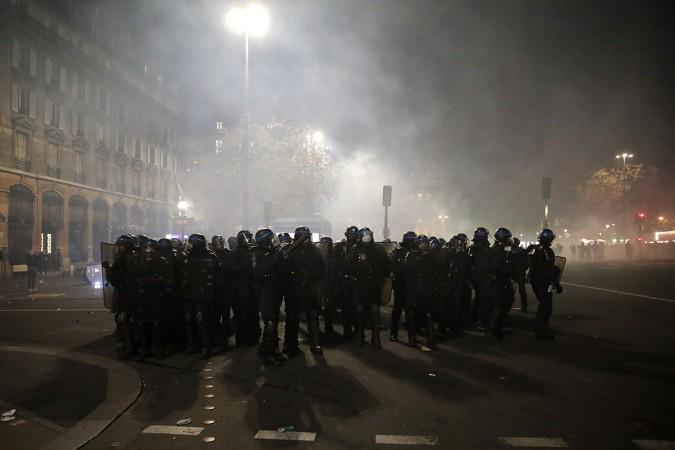 AP Photo/Francois Mori