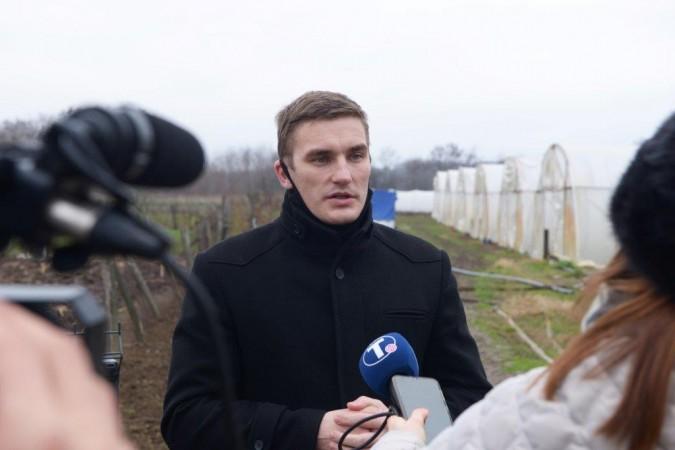 Milan Stanojević, zamenik predsednika opštine Obrenovac, Foto: Aleksandar Mijatović