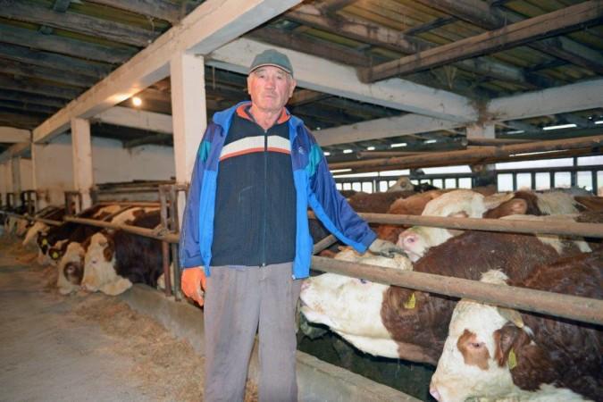 Slavomir Marjanović, nastariji član porodice Marjanović; Foto: Aleksandar Mijatović