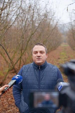 "Vladimir Perišić, udruženje ""Lešnik""; Foto: Aleksandar Mijatović"