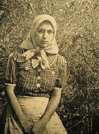 Vera Miletić; Foto: arhiva Đ. Labović