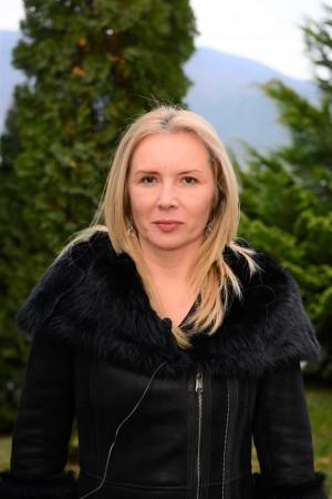 """Maria Stanković, direktorka Glavne filijale """"Dunav osiguranja"""" u Pirotu"""