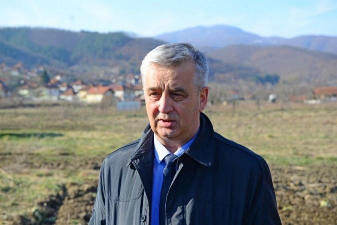 Esad Hodžić, zamenik predsednika Opštine Prijepolje