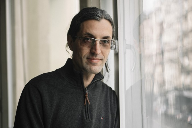Vladimir Tubić, Foto: Oksana Skendžić
