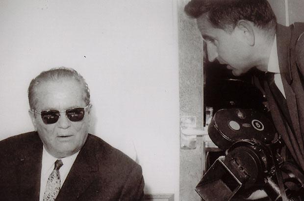 Stevan Labudović i Tito