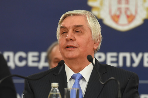 Branislav Tiodorović epidemiolog