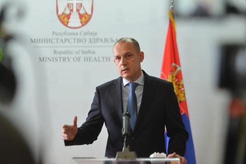 Zlatibor Lončar ministar zdravlja