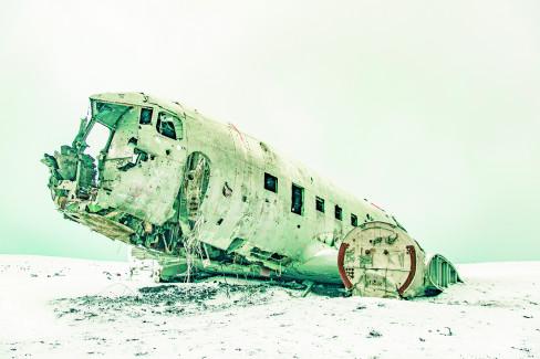 Srušeni avion