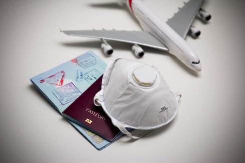 putovanje, koronavirus, pasoš
