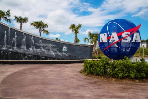 NASA, mesec,