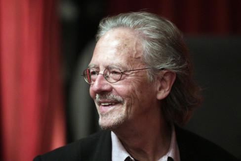 Peter Handke pisac